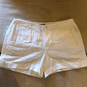 Ralph Lauren Cotton/Linen Shorts
